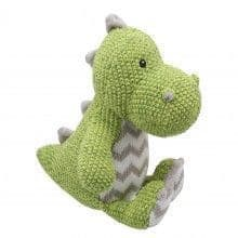 Knitted Dragon Green